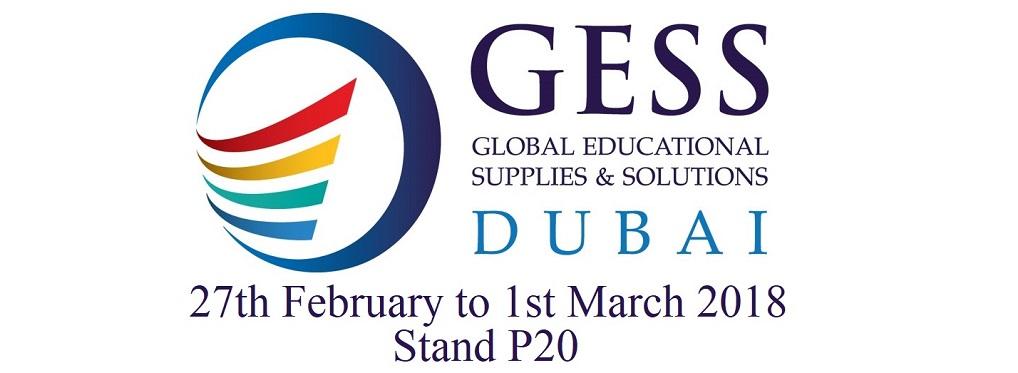 GESS Dubai 2018 Banner1