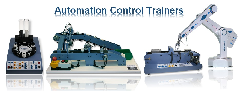automation control banner