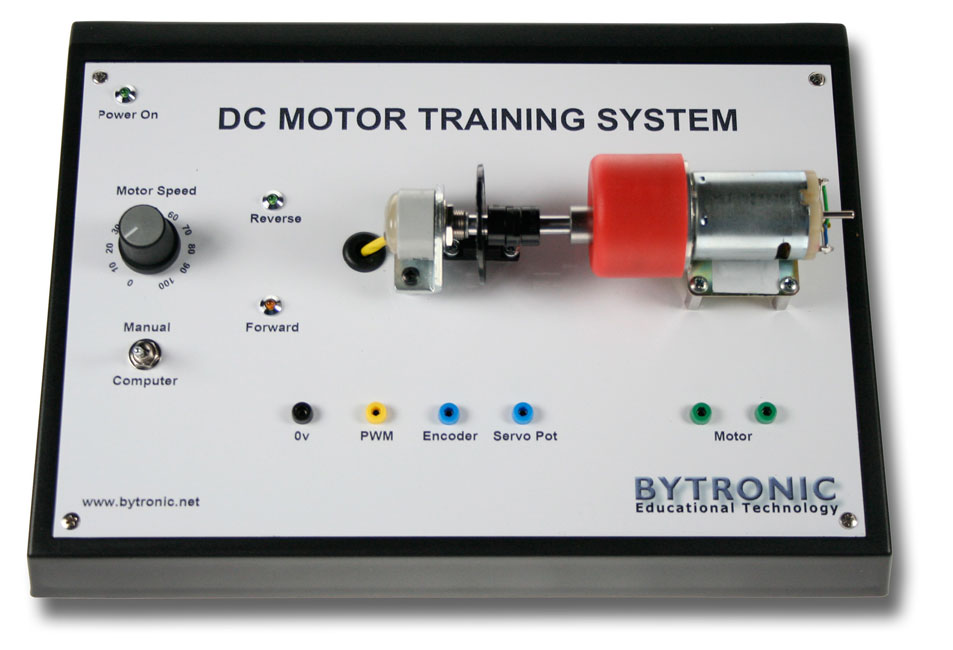 DC Motor Training System (DCMTS)
