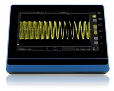 Touch Screen Oscilloscope